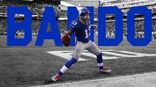 Download Odell Beckham Jr.    Bando    New York Giants    Highlights    Video