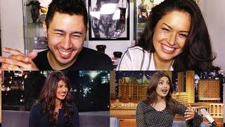 Download PRIYANKA CHOPRA on Jimmy Kimmel & Jimmy Fallon | REACTION Video