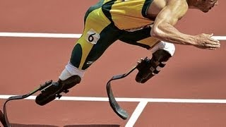 Download Oscar Pistorius runs 400M London Summer Olympics 2012 Video