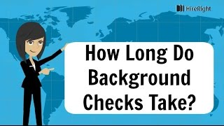 Download How Long Do Background Checks Take? Video