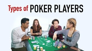Download Types of Poker Players Video