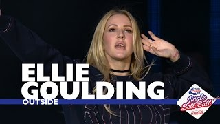 Download Ellie Goulding - 'Outside' (Live At Capital's Jingle Bell Ball 2016) Video