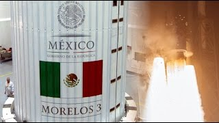 Download Mexico's Morelos-3 Satellite: One Of The Most Advanced Satellites Video
