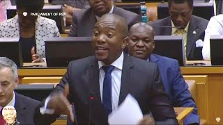 Download Mmusi Maimane vs Jacob Zuma On Corruption And Brian Molefe Video