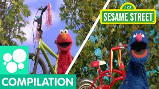 Download Sesame Street: Bikes, Trains, Planes, and Cars! Video