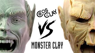 Download Monster Clay Vs. (new) CosClay - Which is best to Sculpt? Video