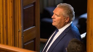 Download Former premiers back Doug Ford's use of notwithstanding clause | Power & Politics Video