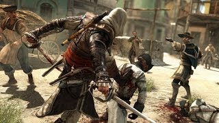 Download Assassin's Creed 4 Free Roam , Combat & Parkour Video