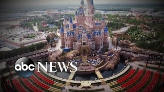 Download Shanghai Disney Resort | An Inside Look Video