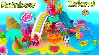 Download My Little Pony Rainbow Island Vacation - MLP + Shopkins Shoppies Toy Video Video
