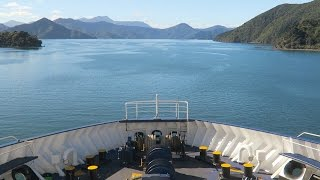 Download Cook Strait Ferry | Picton to Wellington, NZ Video
