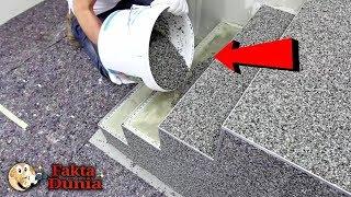 Download TANGAN AJAIB..!! Skill Dewa Tukang Bangunan ini Bikin Pemilik Rumah Kaget! Kreatif Banget! Video