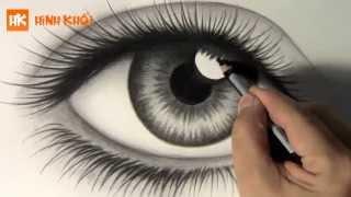 Download Vẽ mắt người y như thật Video