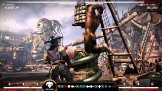 Download Mortal Kombat X: Kombat Class - Scorpion Video