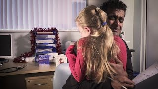 Download Girl, 10, in need of lung transplant moves doctor to tears Video