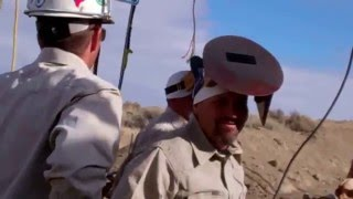 Download So you think you're a pipeline welder? Video
