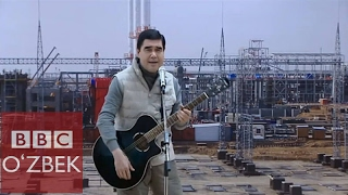 Download Туркман президент яна бир қўшиғини тақдим қилди - BBC O'zbek Video