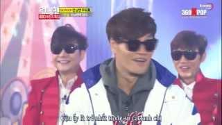Download Monday Couple moment and Turbo Jong Kookie - RM 122 [vietsub] Video