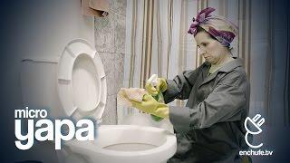 Download microYAPA: Limpiando El Baño Video