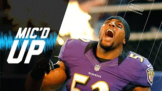 Download Ray Lewis Last Home Game Mic'd Up vs. Colts (2012 Wild Card Playoffs) | NFL Films | Sound FX Video