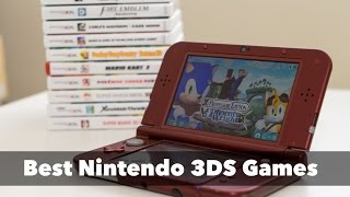 Download Best Nintendo 3DS Games of All Time - Must-Have Titles for Your Console Video