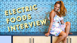 Download Electric Foods Interview featuring Chef Ahki Video