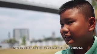 Download Bangkachao District: The Green Lungs of Bangkok Video