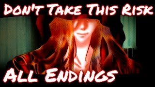Download Don't Take This Risk - I can just eat you...( All Endings ) Manly Let's Play Video