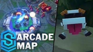 Download Arcade Summoners Rift Map! Video