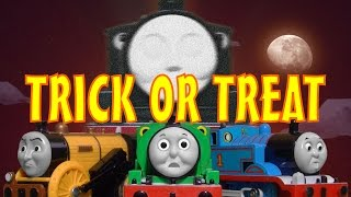 Download TOMICA Thomas & Friends Short 36: Trick or Treat Video