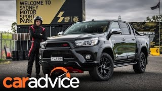 Download 2017 Toyota Hilux TRD review | CarAdvice Video