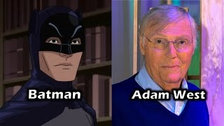 Download Characters and Voice Actors - Batman: Return of the Caped Crusaders Video