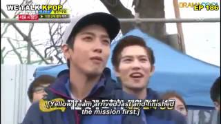 Download CN Blue LOVELY FUNNY MOMENTS ON RUNNING MAN Video