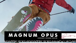 Download The 2018 LINE Magnum Opus Skis by Eric Pollard - The World's Most Advanced Freestyle Powder Ski Video