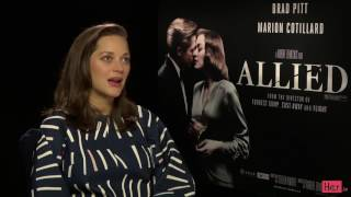 Download Marion Cotillard Chats With Her.ie about Allied Video