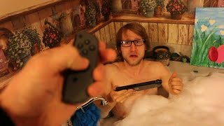 Download Psycho Dad Destroys Nintendo Switch Video