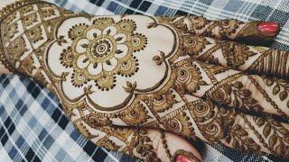 Diwali Special Mehndi Design 4 2018 Heena Vahid Free Download