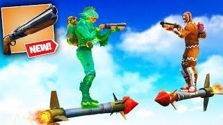 Download DOUBLE BARREL SHOTGUN JOUSTING in Fortnite Battle Royale Video