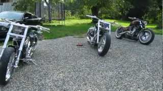 Download Intruder 1400 Gentlemens Club Custom Bobber Low Rider Hot Rod und Ford Mustang Chevy Pick .mpeg Video