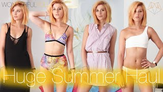 Download HUGE SUMMER HAUL! ASOS, MISSGUIDED & MORE | Wonderful You Ad Video