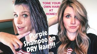 Download How To Use Purple Shampoo | Best Purple Shampoo Technique!! Video