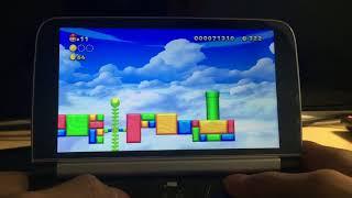 Download GPD Win 2 (60FPS) - Cemu Wii U New Super Mario Bros U Video