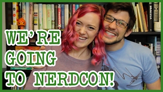 Download We're going to NerdCon... and getting married! Video
