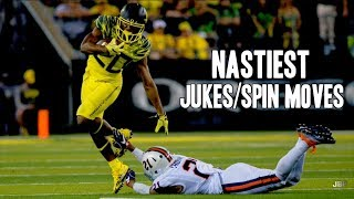 Download Nastiest Jukes/Spin Moves of the 2016-17 College Football Season ᴴᴰ Video
