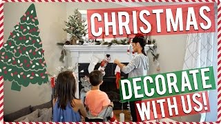 Download DECORATE WITH ME | CHRISTMAS DECOR! Video