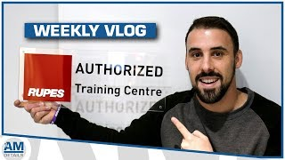Download Rupes Authorised Training Centre - Bigfoot Detailing - AMDetails Vlogs S2 Video