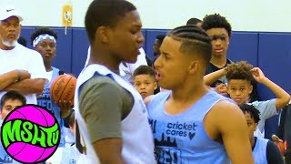 Download Julian Newman BATTLE GETS INTENSE vs Ramone Woods at NEO Youth Elite Video