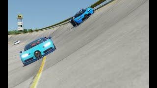 Download Bugatti Vision GT vs Supercars at Monza Full Course (1966) Video