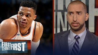 Download Nick on Westbrook's knee surgery: 'It's incredibly concerning to me' | NBA | First Things First Video