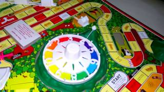 Download Game of life (board game) unboxing, setting up and instructions Video